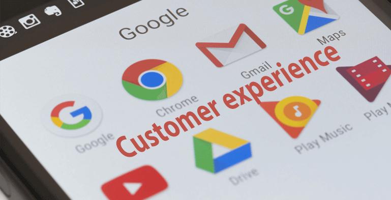 چگونه بهبود تجربه مشتری باعث پیشرفت گوگل شد؟